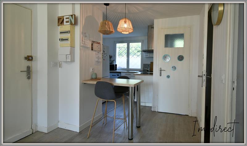 Chambre en colocation - RDC - 11 m²