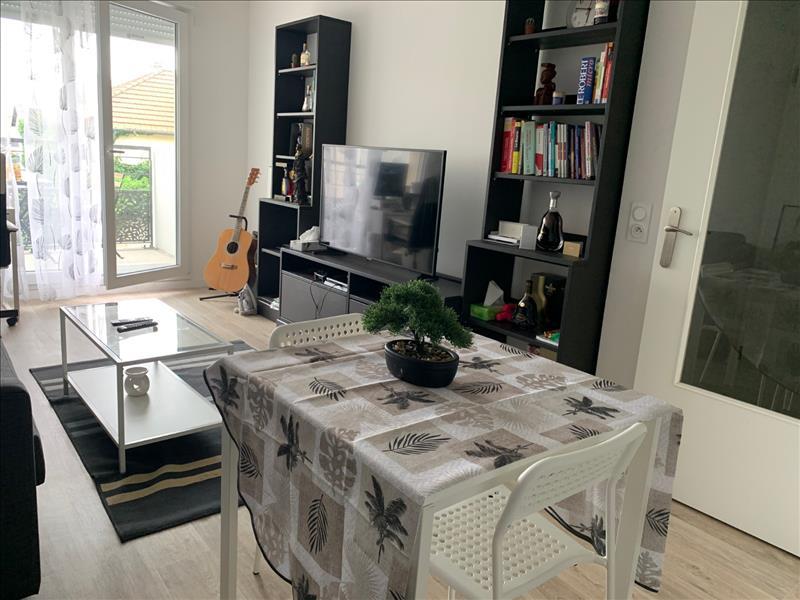 Appartement - 2ème étage - 53,18 m2 - 3 pièces - Meublé