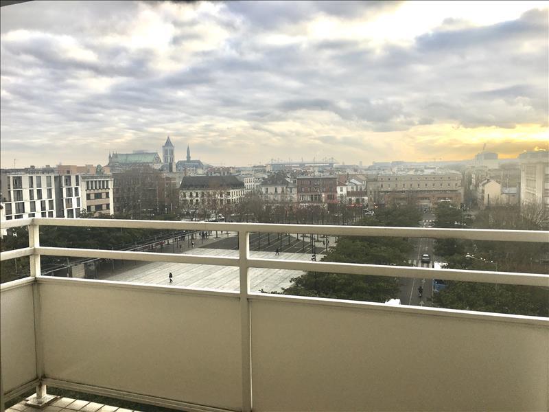 Appartement - 6ème étage - 56,64 m2 - 2 pièces - Vide