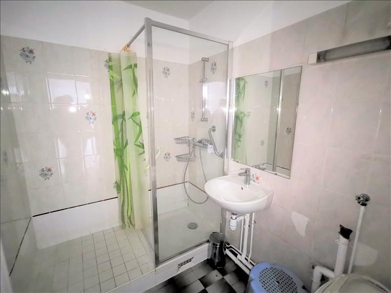 Appartement - 8ème étage - 44,20 m2 - 2 pièces - Vide