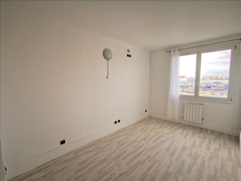 Appartement - 3ème étage - 61 m² - 3 pièces - Vide