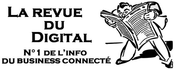 LA REVUE DU DIGITAL|fa-newspaper-o