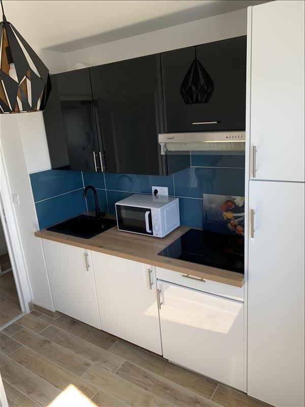 Appartement - 3ème étage - 46 m2 - 2 pièces - Meublé