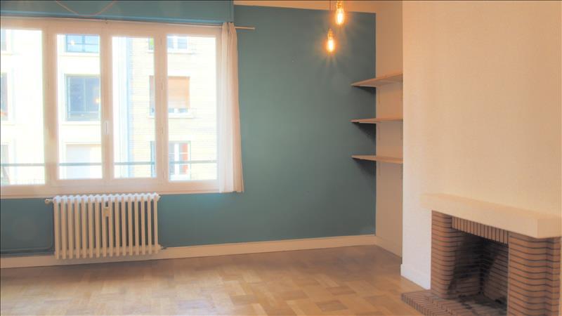 Appartement - 3ème étage - 64 m2 - 3 pièces - Vide